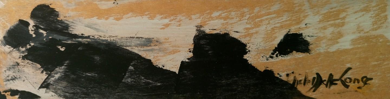 Gisèle Dalla Longa - Paysage maritime
