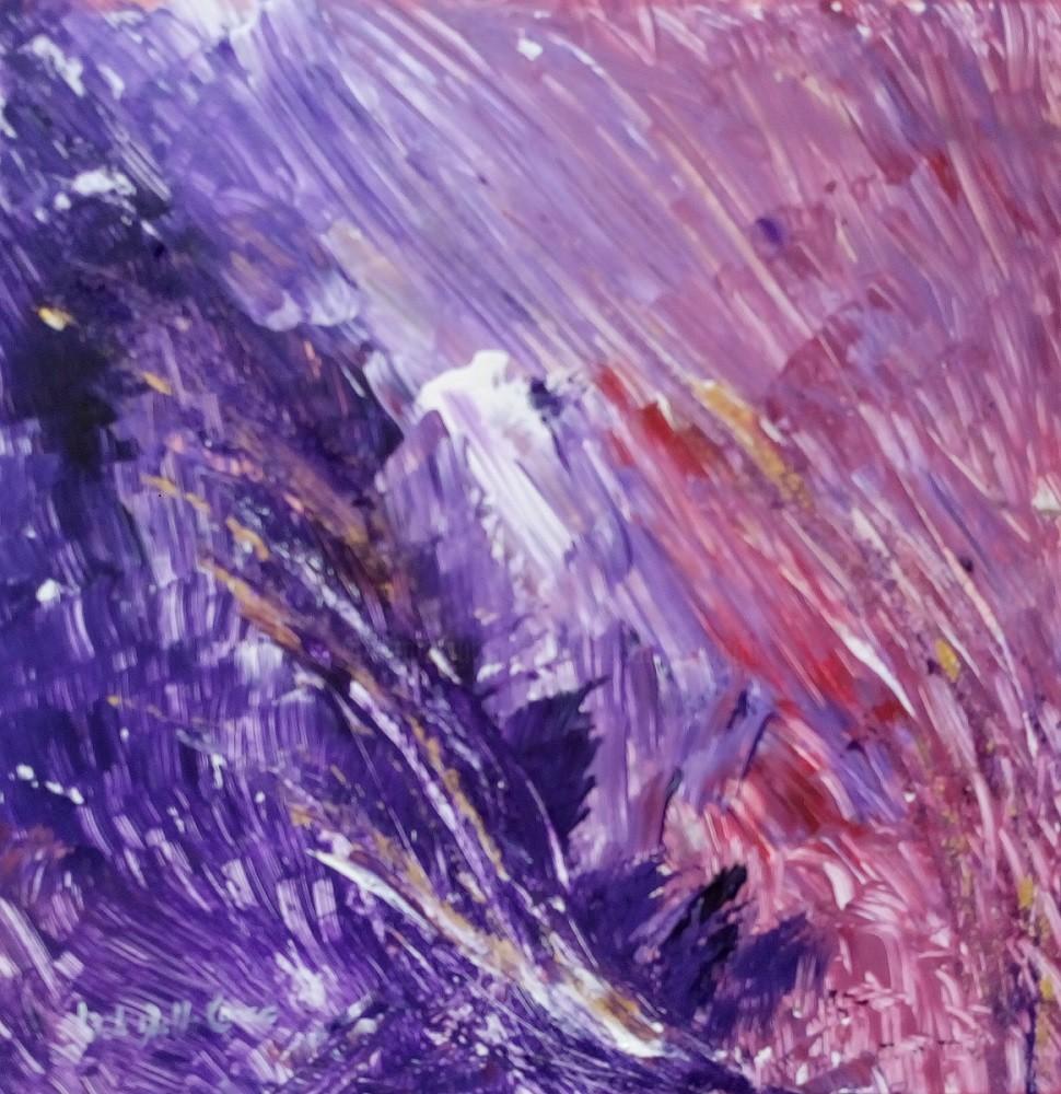 Gisèle Dalla Longa - Sans Titre (Dans le vent...)