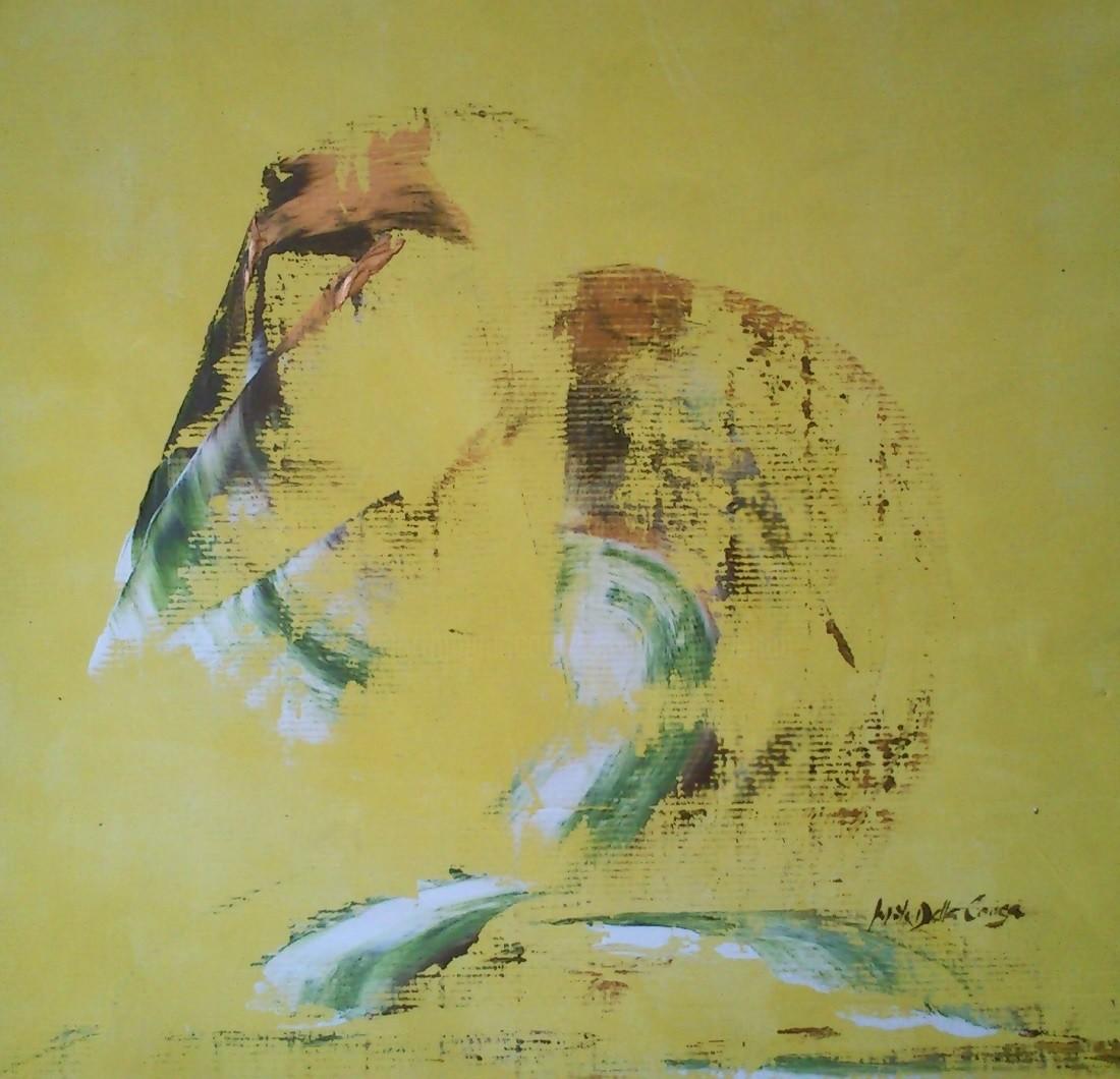 Gisèle Dalla Longa - Sans Titre (Ecoute...)