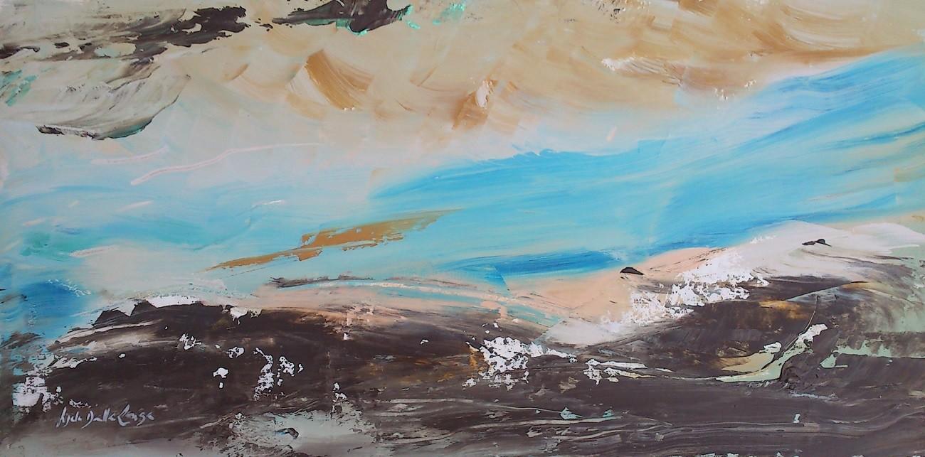 Gisèle Dalla Longa - Paysage 919B