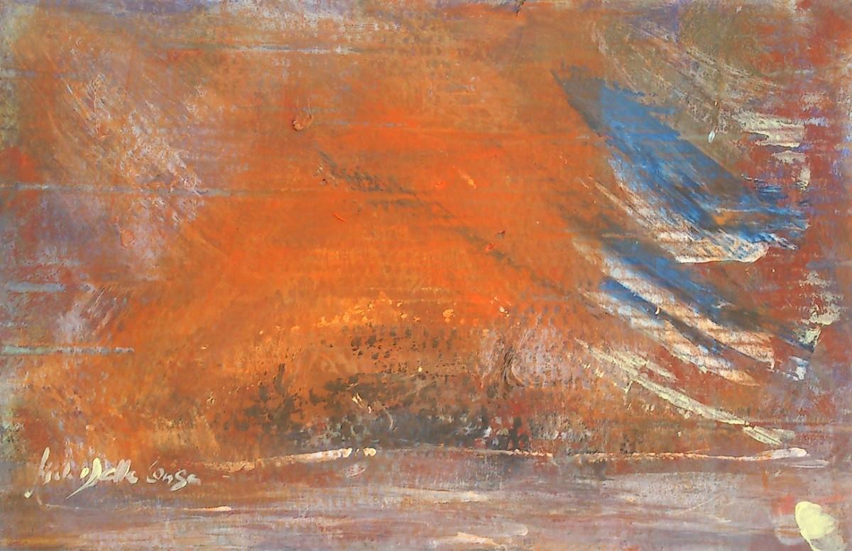 Gisèle Dalla Longa - Paysage 121C