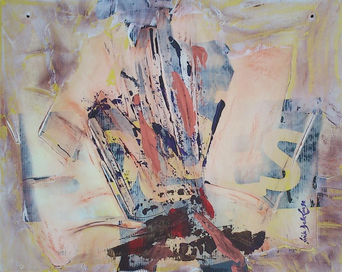 Gisèle Dalla Longa - Explosion